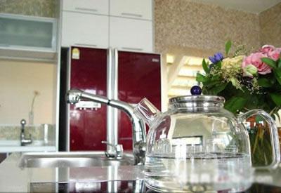 女星厨房生活 厨房装修 厨房装修效果图 厨房设计 最新厨房装