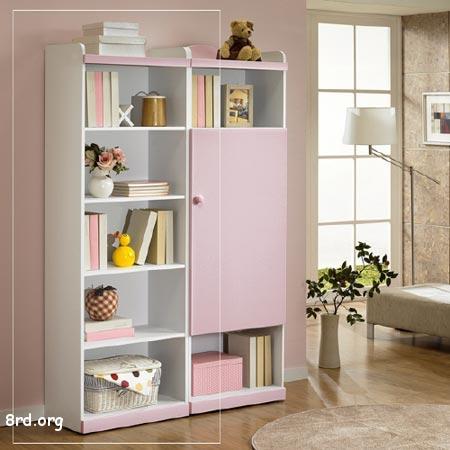 最新儿童房书架设计 _儿童房装修效果图大全2011图片
