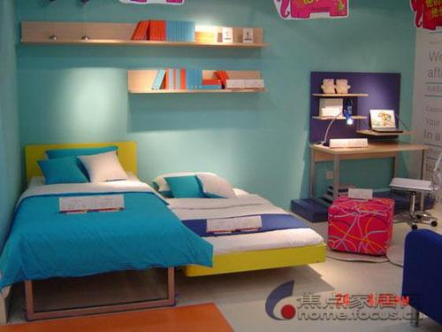 阿里巴巴资讯画报; [美图] 红苹果家具--儿童系列;