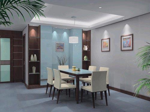 连餐厅 25套时尚案例秀出真风采 客厅装修 客厅装修效果图大