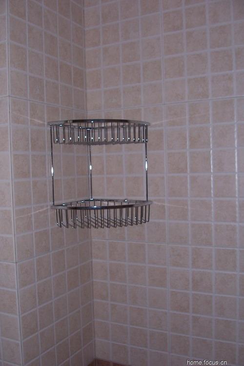 装修是场历练 卫浴空间小配件展示 卫浴装修效果图 卫浴门店