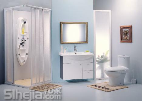 门店装修效果图 卫浴展厅装修效果图 卫浴装修图片 卫浴门面