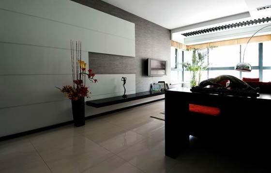 代简约风格 简约装修效果图 简约客厅装修效果图 简约装修