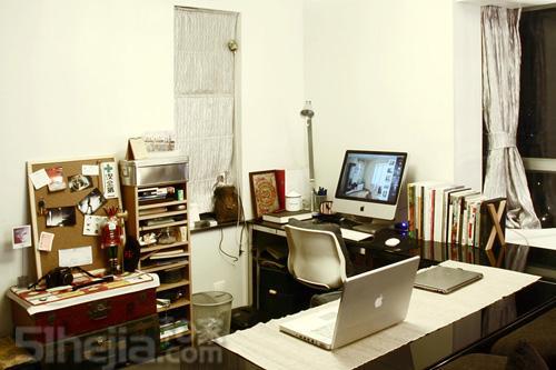 建筑师13万混搭78平小户家 小户型装修效果图大全2011图