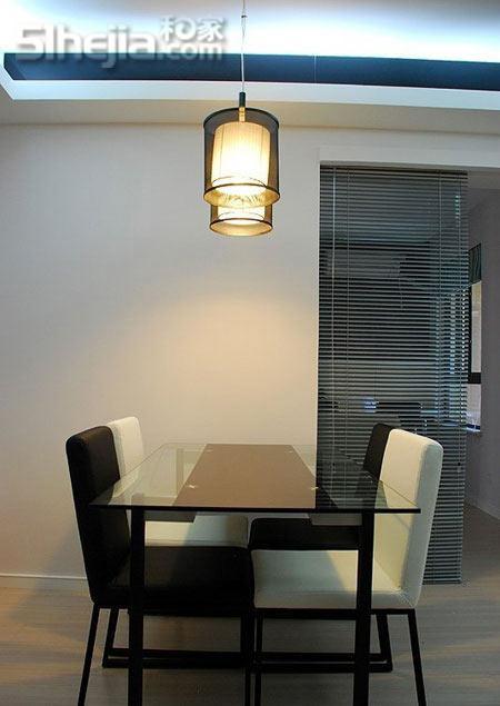 88平2房2厅1卫简约风 小户型装修效果图大全2011图片 交