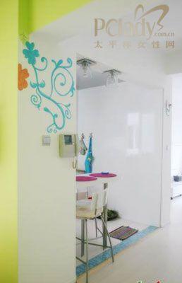 90平米小家 小户型装修效果图大全2011图片 交换空间小户型