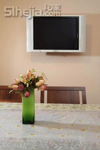 56平田园家 小户型装修效果图大全2011图片 交换空间小户型