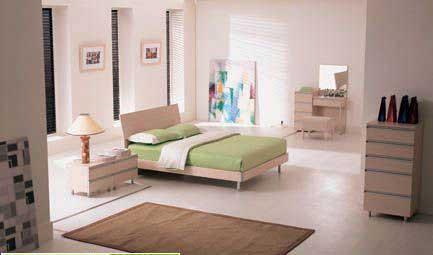 30款白领最爱简约小户型卧室 小户型装修效果图大全2011图片 交换空
