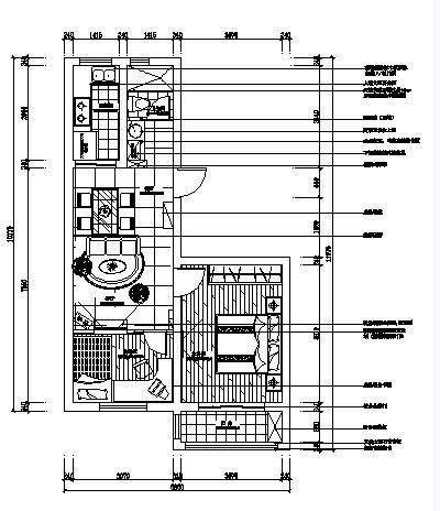 61平小户型 2室2厅迷你婚房_小户型装修效果图大全