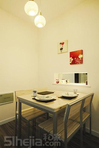 上海网友装修80平简约两房 样板房设计 装修样板房 样板房
