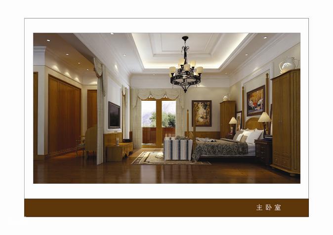 华丽型绵阳别墅装修 _样板房设计-装修样板房-样板房