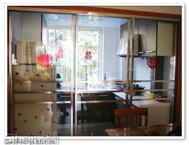 86平米3室1厅简约小户型 样板房设计 装修样板房 样板房