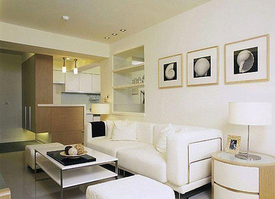 80后的蜗居 3套88平米小户型案例 样板房设计 装修样板房 高清图片