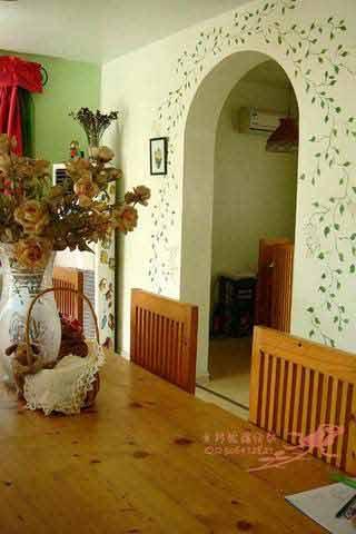 品味田园情趣 浪漫法国乡村小屋 _样板房设计-装修房