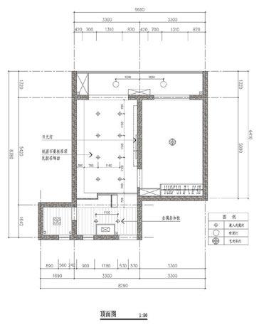 58平米两室老房 改造出1室1厅 一 样板房设计 装修样板房