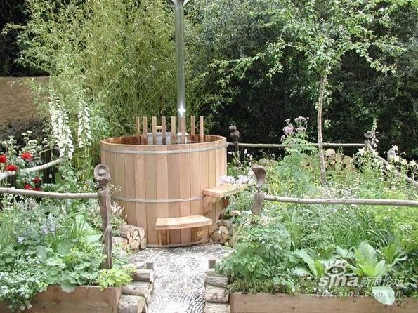 私家庭院葡萄架设计图展示图片
