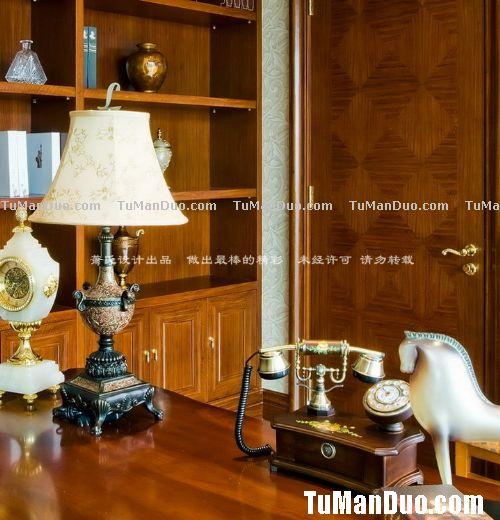 豪华大户型过道实景图的图片浏览,装修图库精选,过道,室内装饰